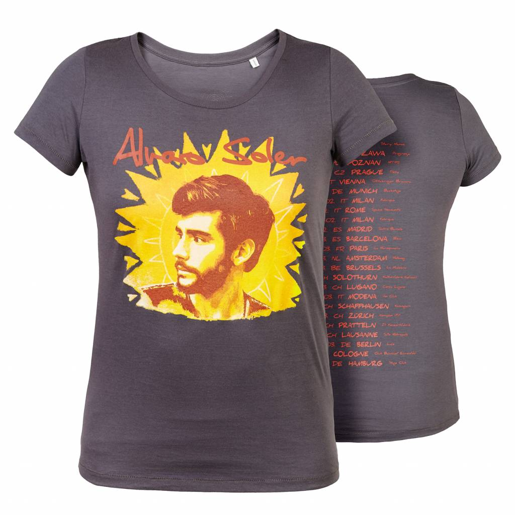 Alvaro Soler Women's Tour-Shirt