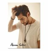 Alvaro Soler Mini Poster