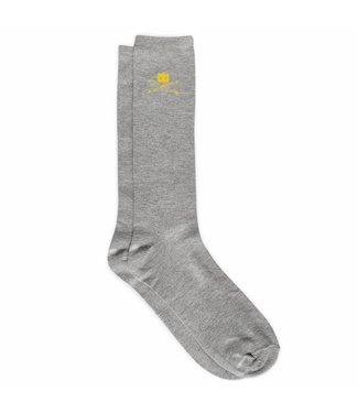 Trashness 2 PAIR GRAY COTTON SOCKS