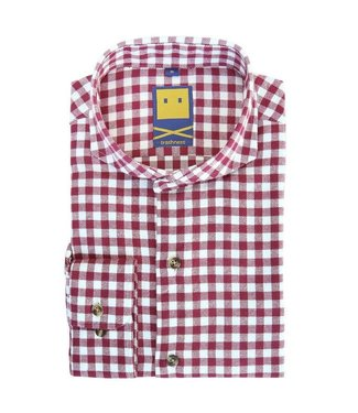 Trashness BRUSHED CUTAWAY RUBY SHIRT