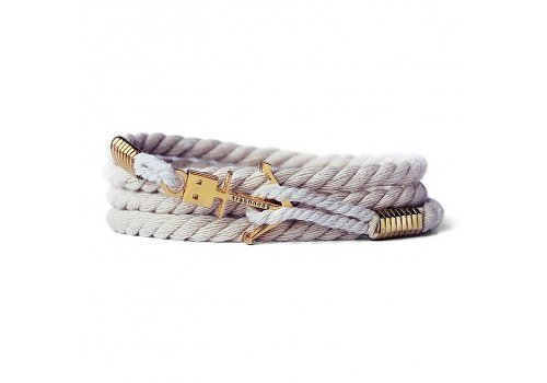 Trashness ANCHOR BRACELET