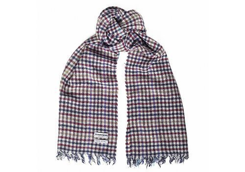 Trashness CHECKED SCARF