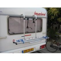 Pro User Platina Fietsen drager -achterzijde Caravan