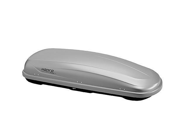 Hapro Hapro Traxer 6.6 Silver Grey Dakkoffer