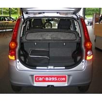 Daihatsu Cuore (L276) 5d - 2007 en verder  - Car-bags tassen D10301S