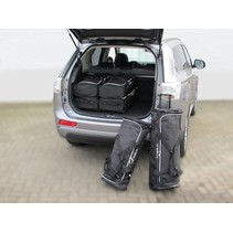 Mitsubishi Outlander PHEV SUV - 2013 en verder  - Car-bags tassen M10501S