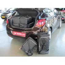 Opel Astra J 5d - 2009-2015  - Car-bags tassen O10801S