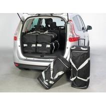 Renault Grand Scénic III MPV - 2009 en verder  - Car-bags tassen R10102S