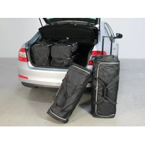Skoda Octavia III (5E) 5d - 2013 en verder  - Car-bags tassen S50601S
