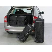 Skoda Octavia II (1Z) Combi wagon - 2004-2013  - Car-bags tassen S50101S