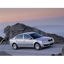 Skoda Superb I (3U) 5d - 2002-2008  - Car-bags tassen S50401S