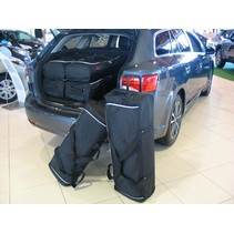 Toyota Avensis III TS wagon - 2009-2015  - Car-bags tassen T10401S