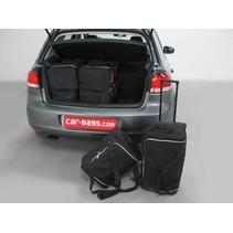 Volkswagen Golf VI (5K) 3d & 5d - 2008-2012  - Car-bags tassen V10101S