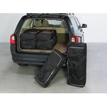 Volvo V70 (P24) wagon - 2007-2016 high boot floor: with organiser - Car-bags tassen V20201S