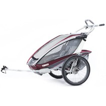 Thule Chariot CX 2 Rood