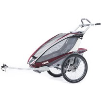 Thule Chariot CX 1 Rood
