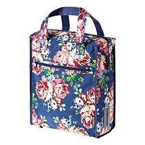 Shopper Basil Blossom Roses Blauw 19 Liter