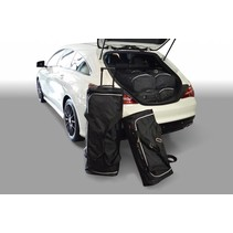 Mercedes CLA shooting brake (X117) wagon - 2015 en verder  - Car-bags tassen M22201S