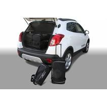 Opel Mokka / Mokka X SUV - 2012-2016 / 2016-  - Car-bags tassen O11001S