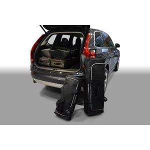Car-Bags Volvo XC90 II SUV - 2015 en verder version with low boot floor (with tire repair set) - Car-bags tassen V21201S