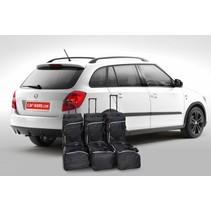 Skoda Fabia II (5J) combi wagon - 2007-2014  - Car-bags tassen S51101S