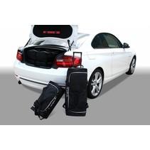BMW 2 series Coupé (F22) coupé - 2014 en verder  - Car-bags tassen B11801S