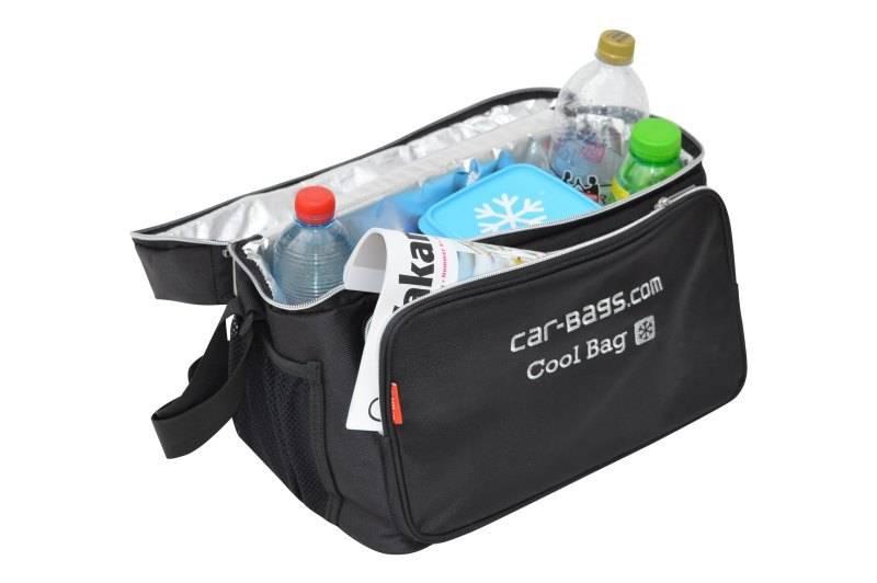 Car-Bags Car-Bags Koeltas 15 liter voor eten en drinken in de auto