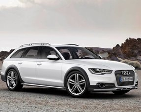A6 Allroad Estate