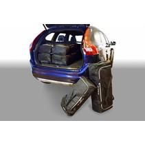 Volvo XC60 SUV - 2009 en verder low boot floor: without organiser - Car-bags tassen V20101S