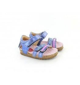 Shoesme Shoesme Sandaal cobalt