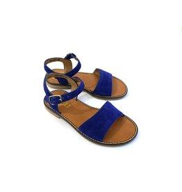 Pom d'Api Pom d'Api Nikky Sandal bleu roi