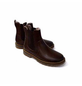 Bisgaard Bisgaard Chelsea Brown wool lined