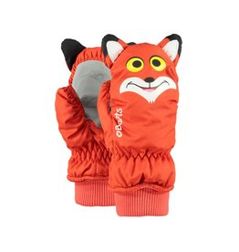 Barts Barts nylon mitts 3D orange