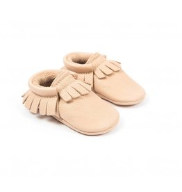 Amy & Ivor Amy & Ivor Traditional Moccasins Nude