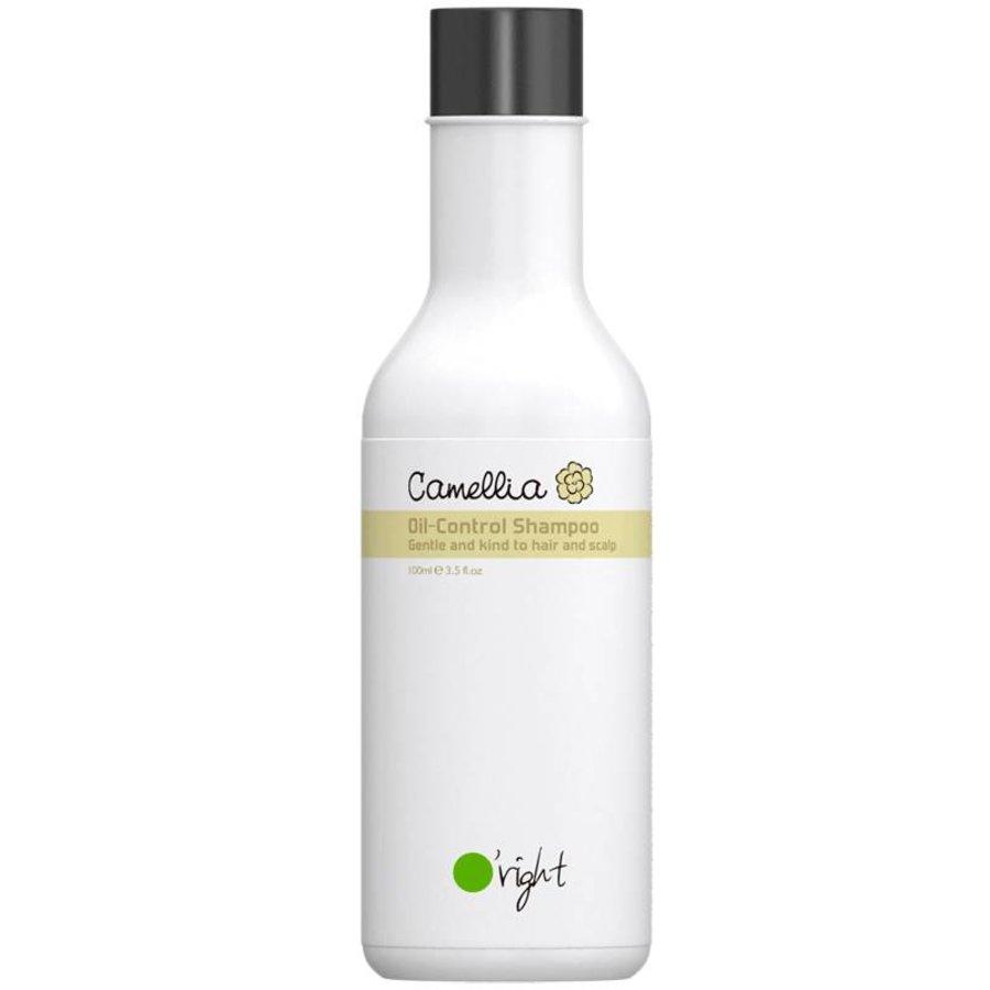 Camellia Oil-control Shampoo 100ml