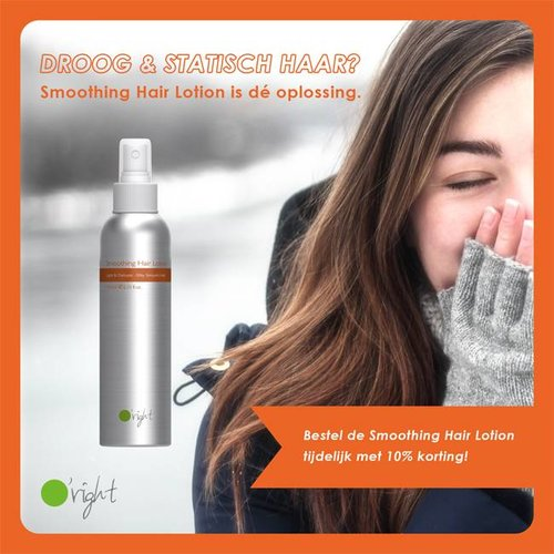 Smoothing Hair Lotion