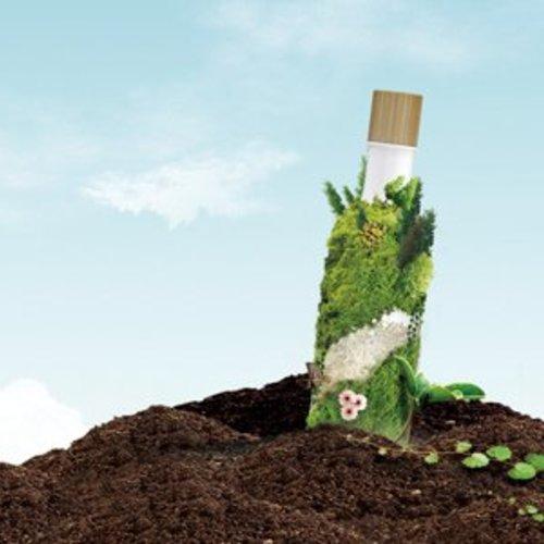 Bamboe & Plastic fles creëren een groene trend