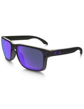 Oakley Oakley Holbrook Black Ink w/ Violet Iridium Polarized NA