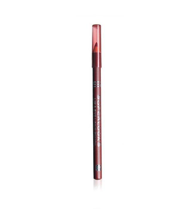 lip & Eye Liner Pencil - 32 Red Burgundy