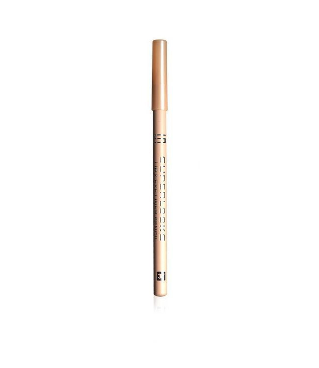lip & Eye Liner Pencil - 19  Dark Nude