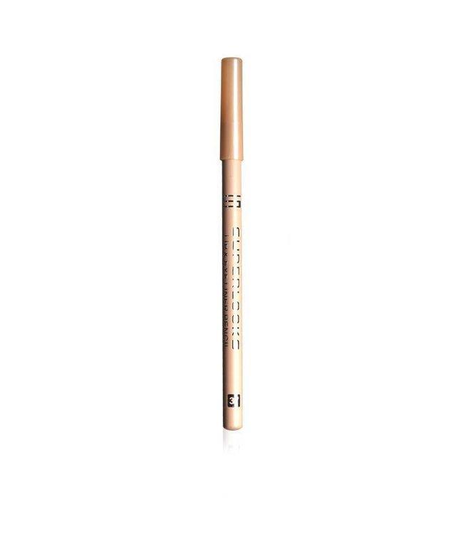 lip & Eye Liner Pencil - 19  Dark Nude