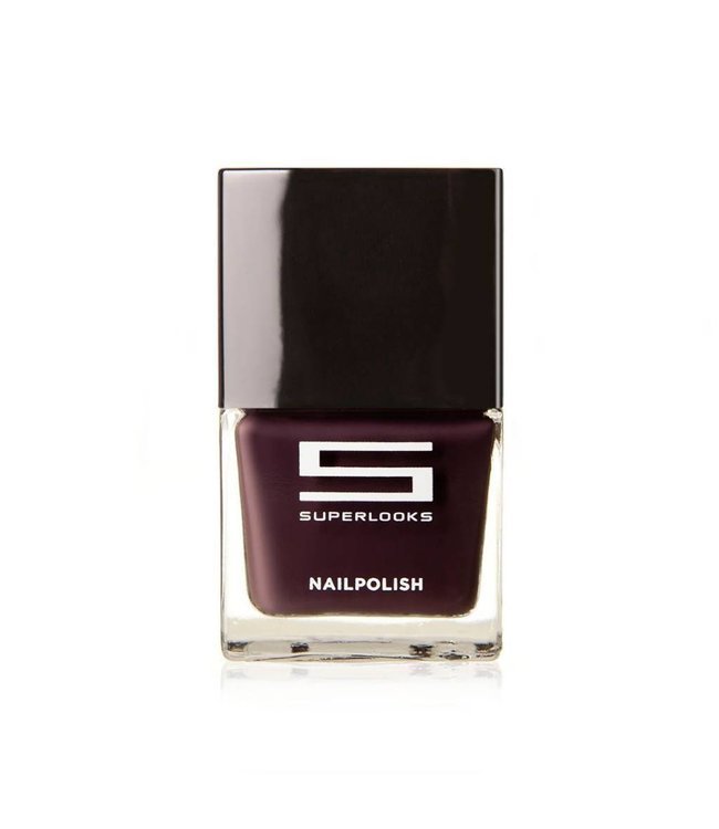 Nail Polish - 16 Deep Plum