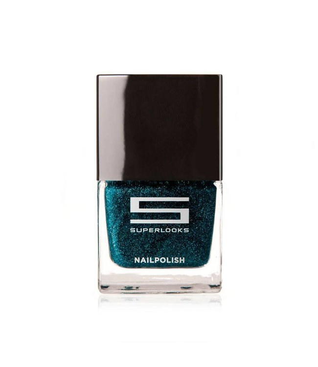 Nail Polish - 72 Disco Blue
