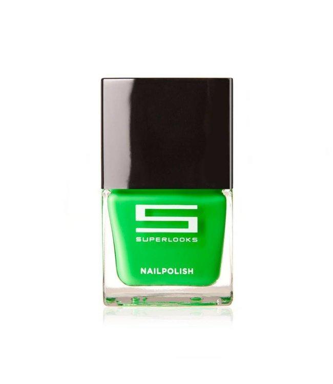 Nail Polish Fluor  - 100 Fluor Green