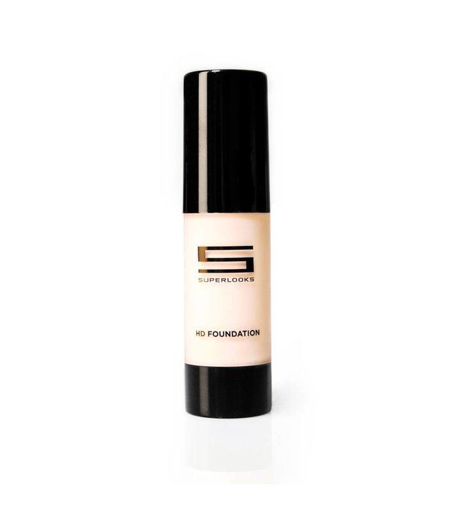 HD Foundation - 01 White Ivory