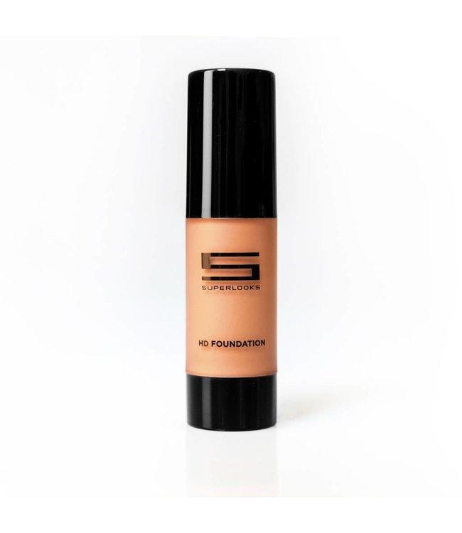 HD Foundation - 16  Warm Almond