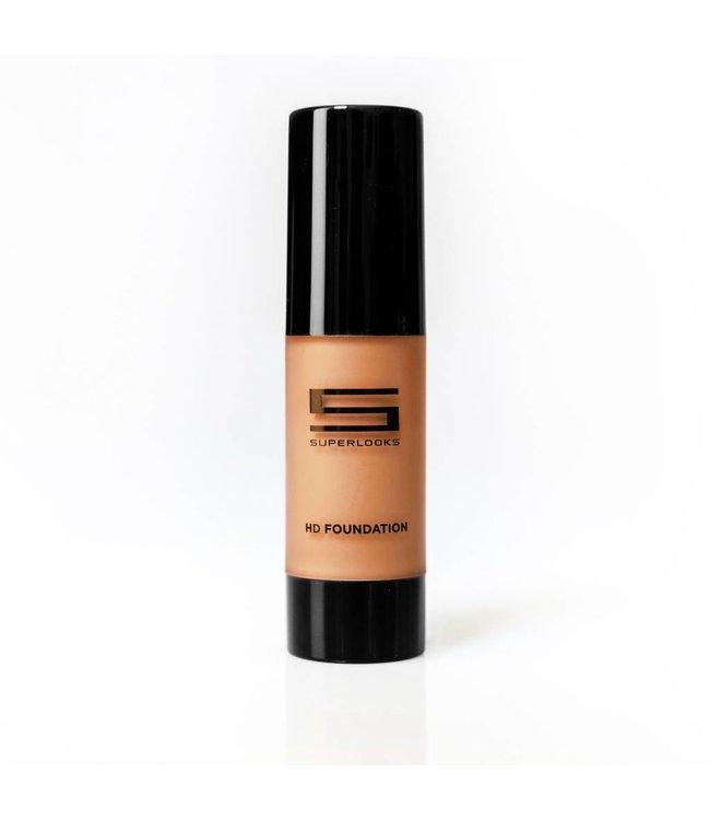 HD Foundation - 17  Honey Deep