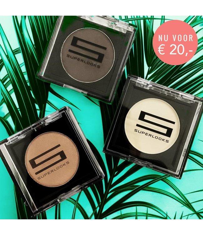 SUMMER SUPER SALE   ''Eyeshadow pakket!''