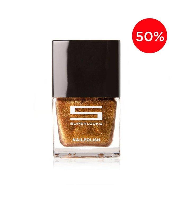 Nail Polish - 36 Golden Confetti
