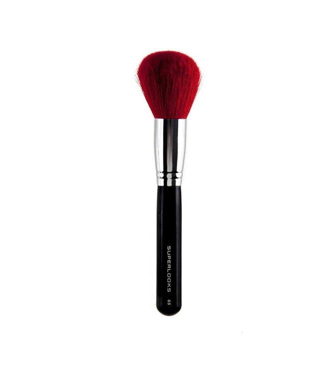 Brush 03 - Red Powder